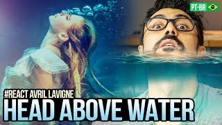 REAGINDO a Avril Lavigne - Head Above Water (Official Video) Video