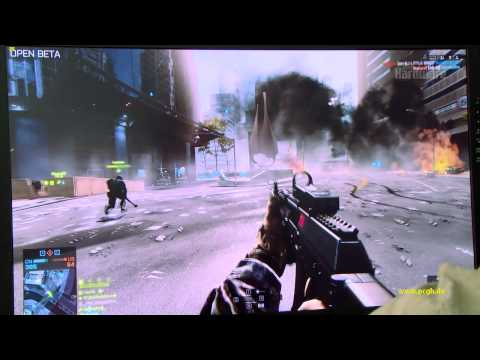 Battlefield 4 Eyefinity On R9 290 5870x1080 Doovi