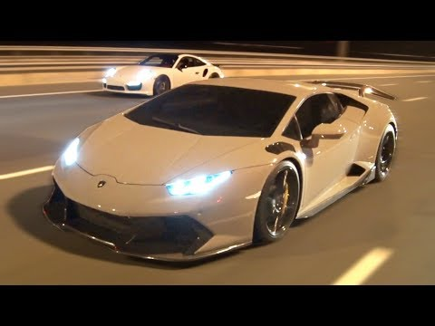 Street Racing on completely EMPTY highways!