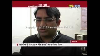 Bus-Truck collision at Karnal-Kaithal road, 30 passengers injured