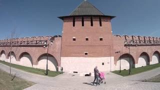 Большое путешествие в Тульский кремль