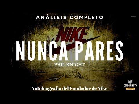 nunca-pares-(mentoria-del-cofundador-de-nike,-phil-knight,-para-emprender-simple)-análisis-libros