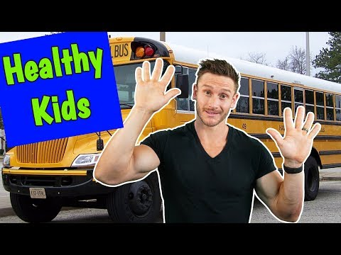 10 Healthy Kid Food Ideas (lunchtime snacks)