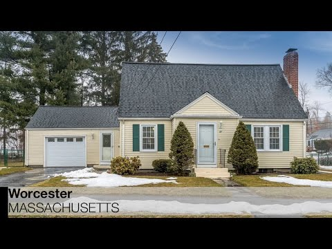 Video Of 49 Kendrick Avenue | Worcester MA Real Estate & Homes By Sandy Lucchesi