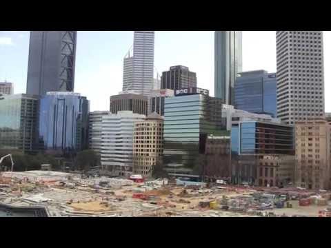 Perth, Western Australia, Australia - 18th August, 2015