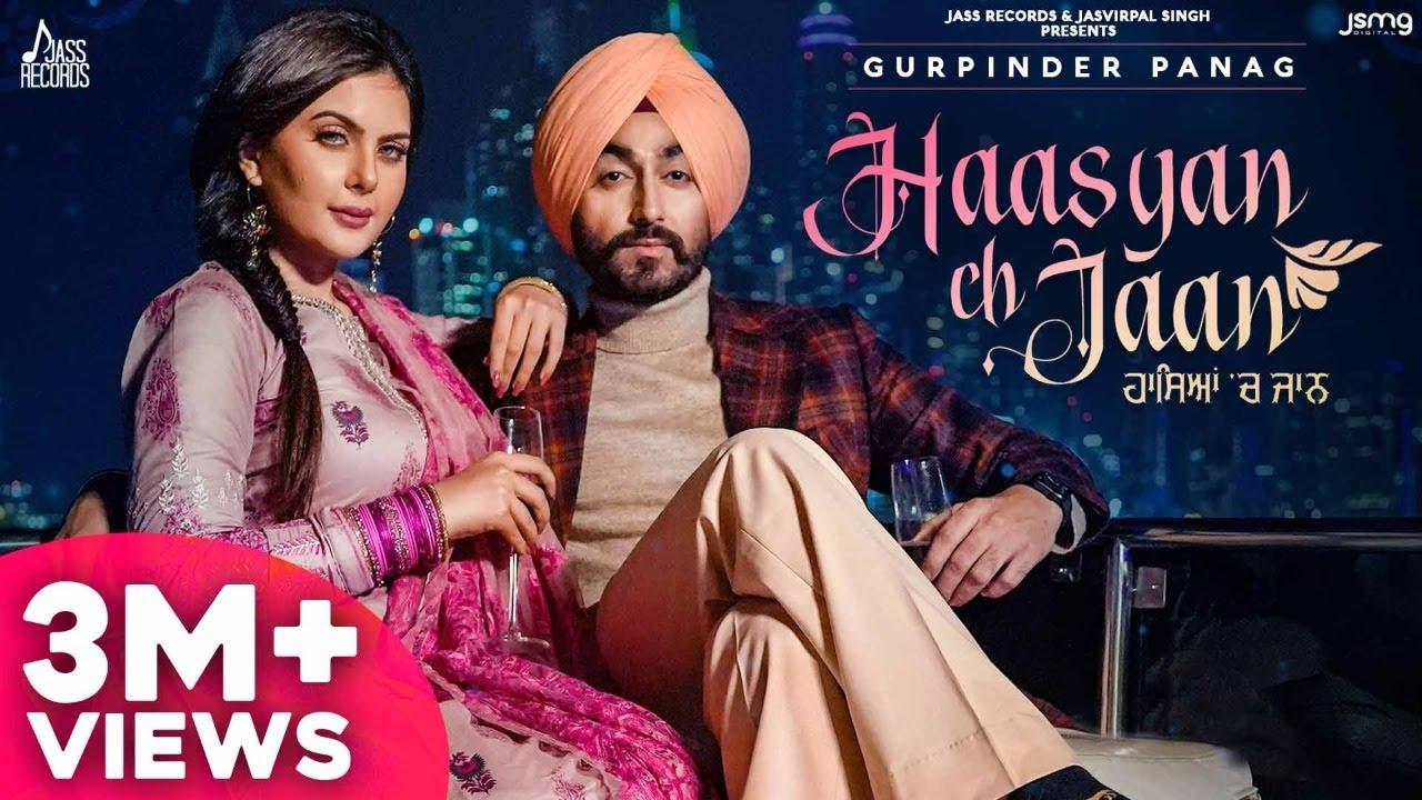 Haasyan Ch Jaan Lyrics Gurpinder Panag