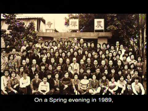 Chan Mind at Ease - Profile of Master Sheng yen.mpg