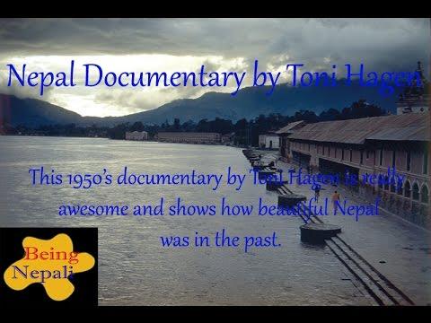 Nepal Documentary by Toni Hagen