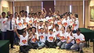 InterContinental Phnom Penh Celebrate Service Week 2013 Video