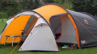 Coleman® Cortes 4 - Four person Active Hiking Tent - EN