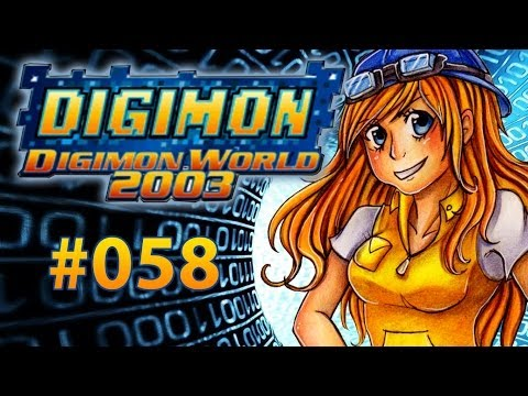 Digimon World 2003 - Let's Play Part #058 【 German 】