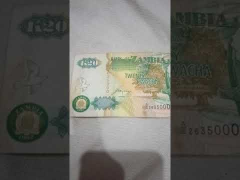 Zambia Currency Full Information