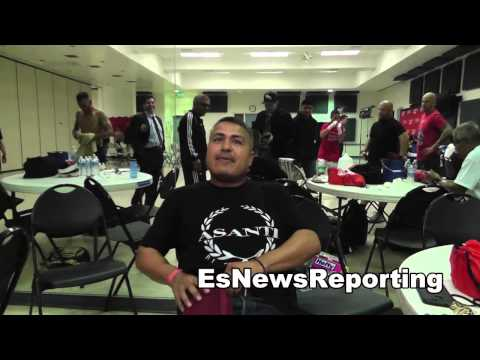 robert garcia and joel diaz two former champs two top trainers one interview EsNews Boxing