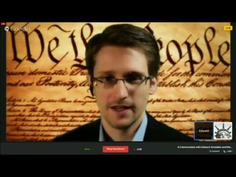 Snowden rocks SXSW: FULL SPEECH