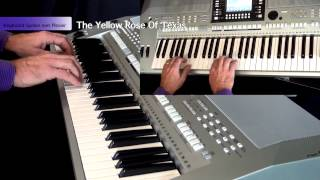 The Yellow Rose Of Texas - Keyboard Spelen Met Plezier deel 5