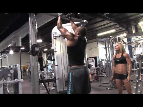 Advanced Strength Circuit with NFL Linebacker Brendon Ayanbadejo