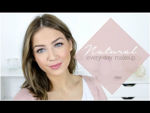 Updated Natural Every Day Makeup | LoveShelbey