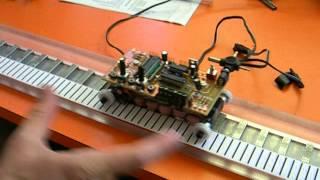 MRVlin : moteur à réluctance variable linéaire (1/2)