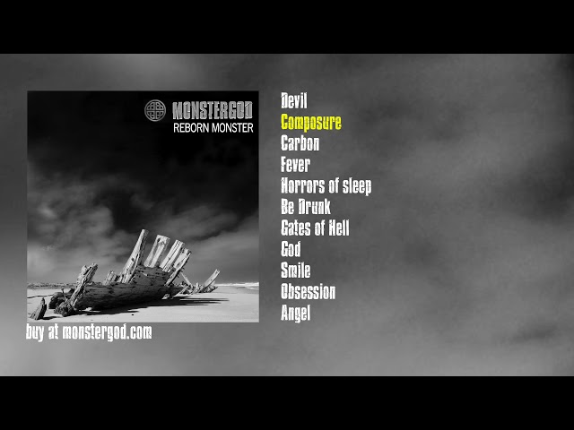 Monstergod - Composure - official audio (2008)
