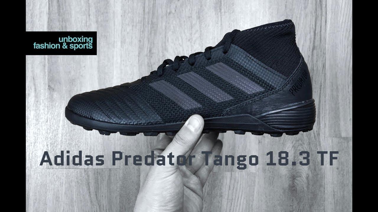 brand new aa6ea fbcd5 Adidas Predator Tango TF Nitecrawler Pack  UNBOXING  ON FEET  football  boots  2018  4K