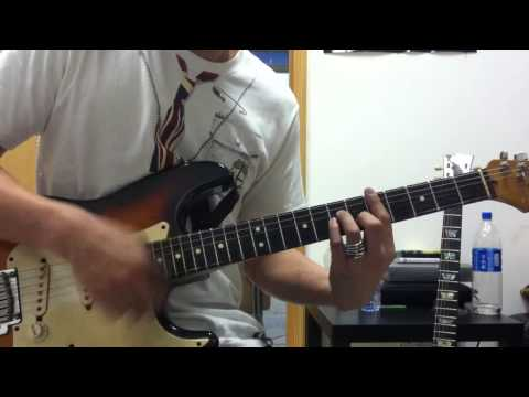 Cnblue I'm Sorry Guitar Cover