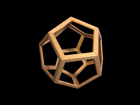 how to work out the volume of a dodecahedron