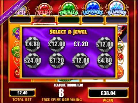 jackpot party casino life of luxury