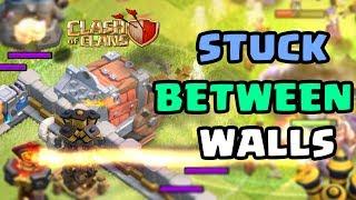 [Funny] Wall Wrecke Stuck Between Walls 😱