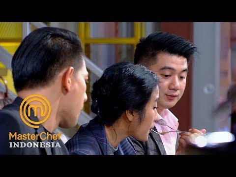 MASTERCHEF INDONESIA - Saatnya Juri Cicipi Duplikasi Menu Buatan Kai dan Fani | TOP 2 | 9 Juni 2019