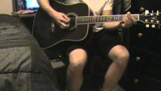 Once In A Lifetime Of  Love Keith Urban Acoustic Guitar Cover