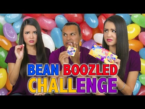 Bean Boozled Challenge with Suicide Squad actor Adam Beach | Baker Twins