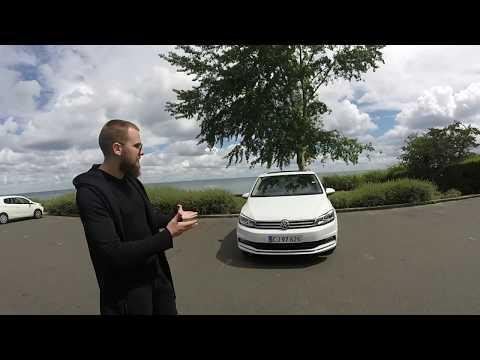 Volkswagen Touran - обзор и тест-драйв шустрого, семейного немецкого минивэна!
