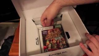 Unboxing: XBox 360 S Holiday Bundle