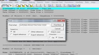 كيفية كسر أي برنامج