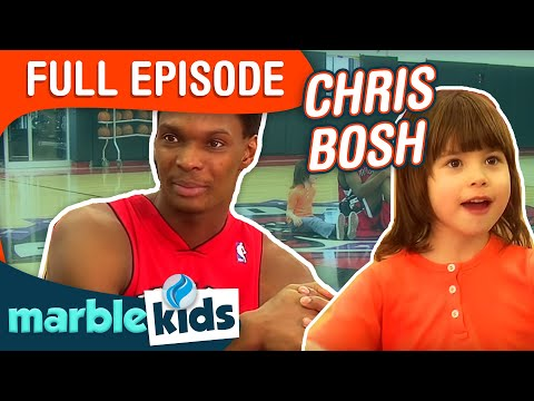 Thumbnail: This is Emily Yeung Playing Basketball with Chris Bosh