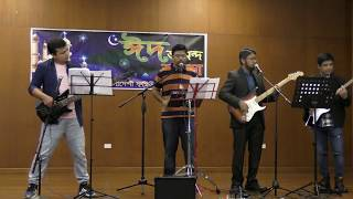 Six Strings Covering: Nitol Paye (নিটোল পায়ে) by Fuad Feat. Shuvo