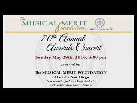 70th Annual Musical Merit Foundation Awards Concert