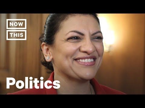 How Trump Is Violating the Constitution —and How Rashida Tlaib Is Fighting Back | NowThis