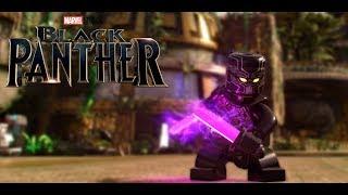 Лего Фильм Черная Пантера - трейлер (пародия) / Lego Movie Black Panther - Trailer (parody)