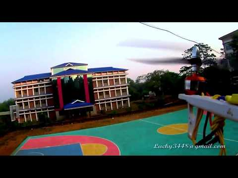 Aerial Video of NIT Calicut from a Quadcopter