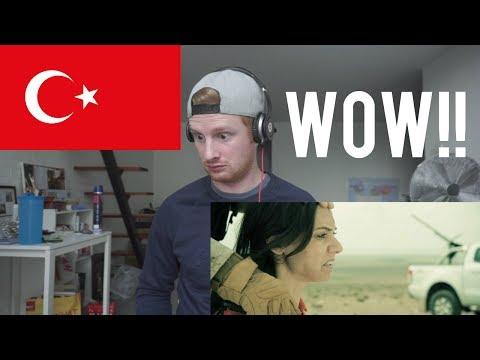 (WOW!!) DAĞ II   İlk 5 Dakika // FIRST TURKISH MOVIE TRAILER REACTION