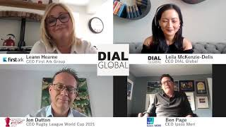 Virtual Lounge: CEO Panel with Ben Page, Jon Dutton & Leann Hearne (Preview)