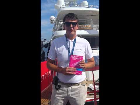 Yachting Pages testimonial from BVB44M at Monaco Yacht Show 2014