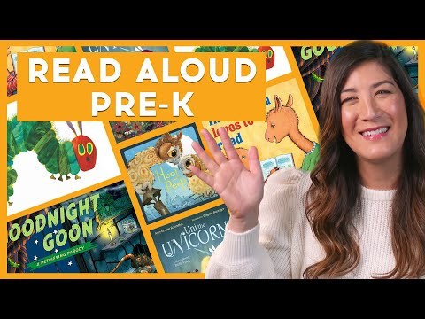 Read Aloud Books For Pre-K - 20 MINUTES | Brightly Storytime