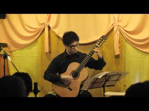 Koki Fujimoto: M. Ravel, Sonatina (trans.. Satoru Aoyama)