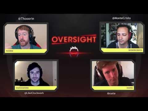 OverSight Episode 25: Framing the Dumpster Fire (feat. Custa and Clockwork)