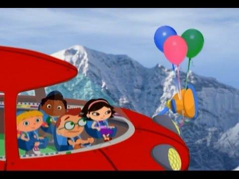 Маленькие Эйнштейны - Воздушные шарики - Серия 6, сезон 1