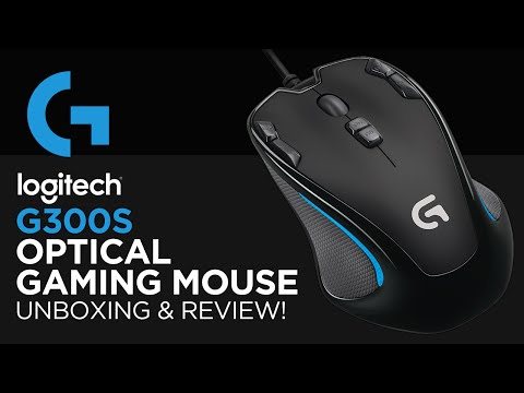 logitech-g300s-optical-gaming-mouse-unboxing-&-review!