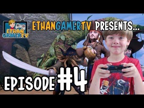 Disney Infinity: Pirates of the Caribbean (#4) | KID GAMING
