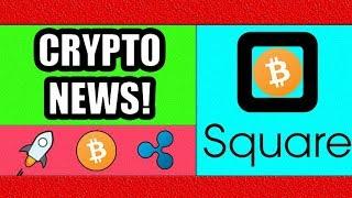 Square's Bitcoin Revenue Increases by $6 Million in Q3 | Ripple | Stellar | Crypto News